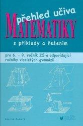 Přehled matematiky základní školy